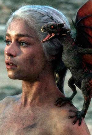 Dragones de segunda